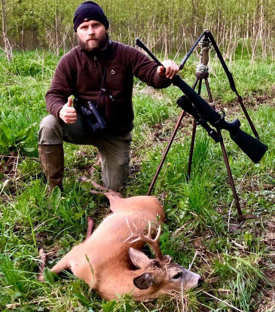 Фотоотчет: охота на косулю 2020.
